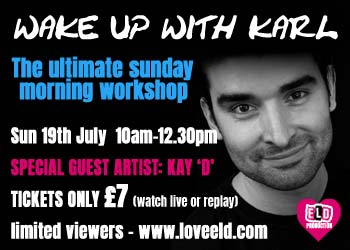 Wake Up With Karl - Workshop